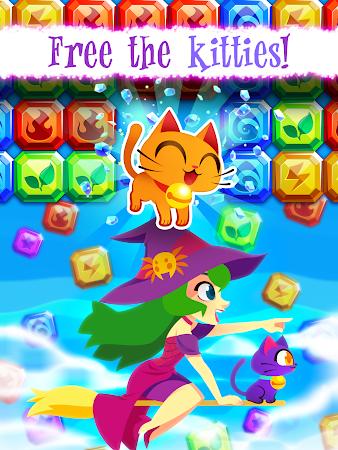 Magic Cats Journey - Match-3 1.0.1 screenshot 101716