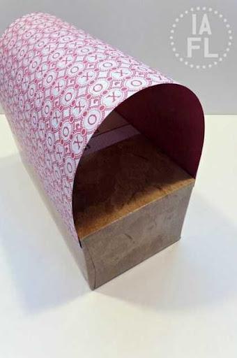 DIY Craft Mailbox