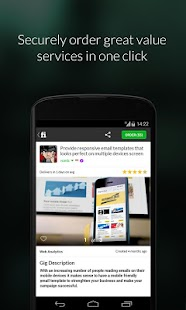 Fiverr- screenshot thumbnail