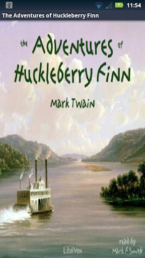 Listen to Adventures Huck Finn