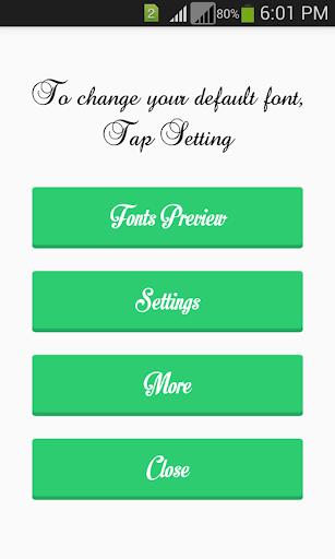Stylish Fonts 1.14 screenshots 2