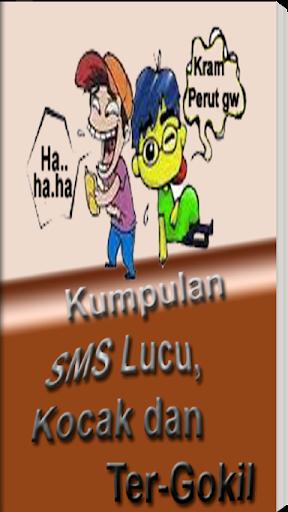 SMS Ngakak
