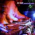 DJ 360 – Mobile App logo