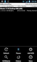 Screenshot of SABcontrolPlus