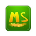 Mole Smasher logo
