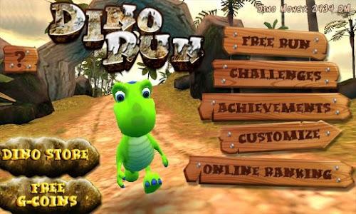 Dino Run FREE v12.10.07