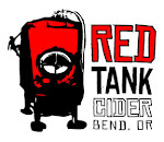 Logo for Red Tank Cider Co.
