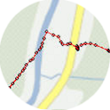 Route Tracker logo