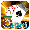 TeenPatti Indian Poker Cheates icon