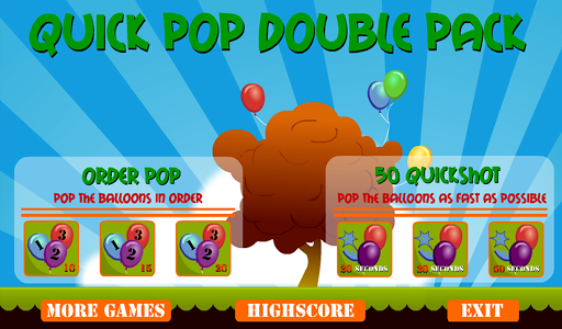 Quick Pop Double Pack