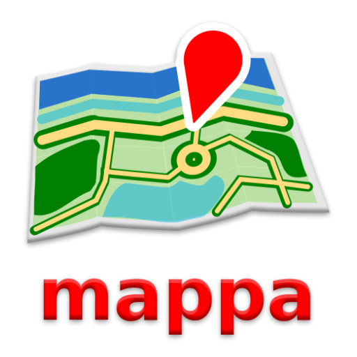 Brussels Offline mappa Map