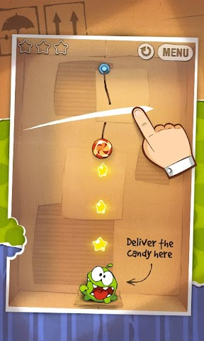 android Cut the Rope FULL FREE Screenshot 8