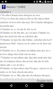 Igbo Bible- screenshot thumbnail