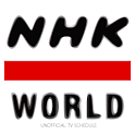 NHK World Tv Schedule icon