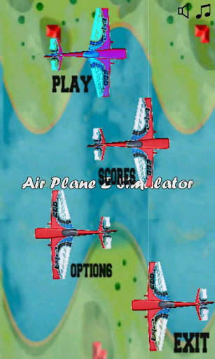 Air Plane Simulator Z