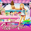Ice cream Crazy Dash Lite logo
