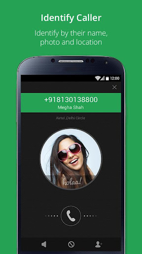 Holaa Caller ID by Nimbuzz