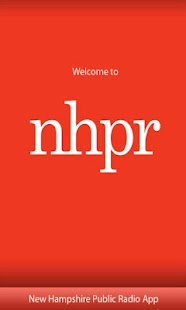 NHPR Radio - screenshot thumbnail