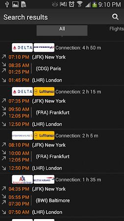 Airline Flight Status Tracking 1.7.5 screenshot 206385
