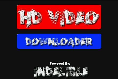 HD Video Downloader v1.0.1