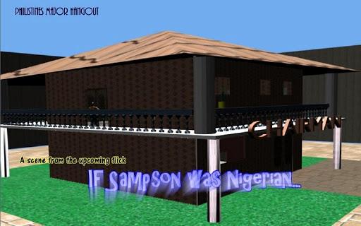 If Samson was Nigerian