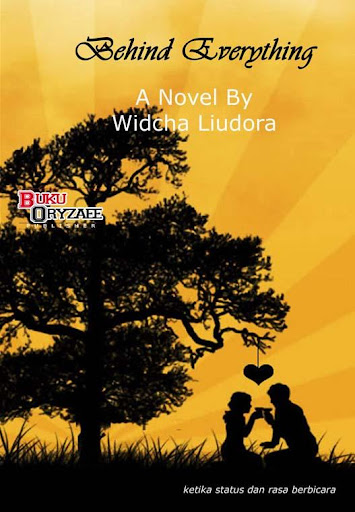 Novel Cinta Behind Everything