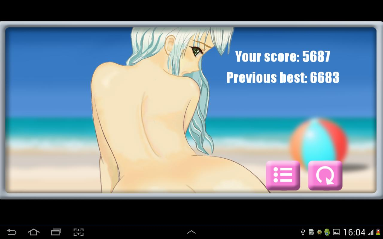 34D Nude Run - screenshot