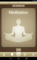 Screenshot of Meditate Free Meditation Timer