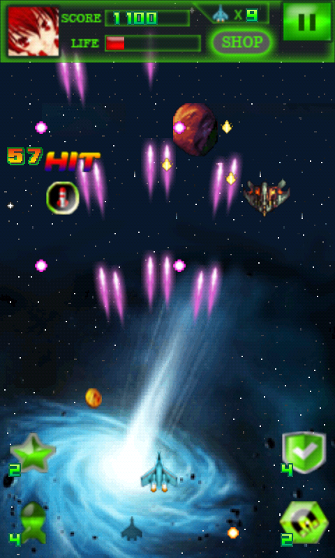 Air Fighter Classic 2014 - screenshot