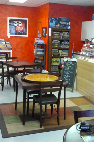 J's Gameroom Café