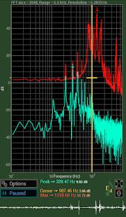 玩免費音樂APP|下載Spectrum Analyser app不用錢|硬是要APP