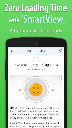SmartNews скачать на планшет Андроид