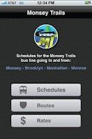 Screenshot of Monsey Trails