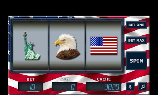 Usa Slot HD - screenshot thumbnail