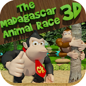 The Madagascar Animal Race 3D