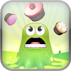 Cupcake Munch Tilt Kids Game icon