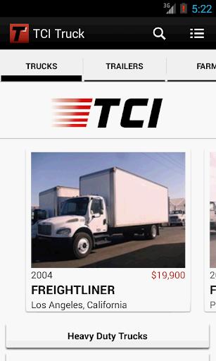 TCI Truck Trailer Sales