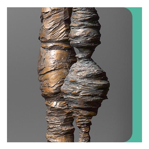 Patrick Roger Sculptures LOGO-APP點子