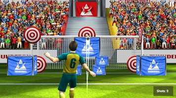 Screenshot of Football Champions League 14
