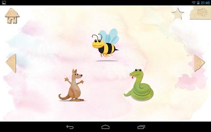 Zumbo's Early Learning Screenshot 16
