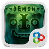 Demon GO LauncherEX Theme