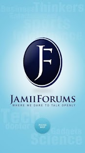 JamiiForums - screenshot thumbnail