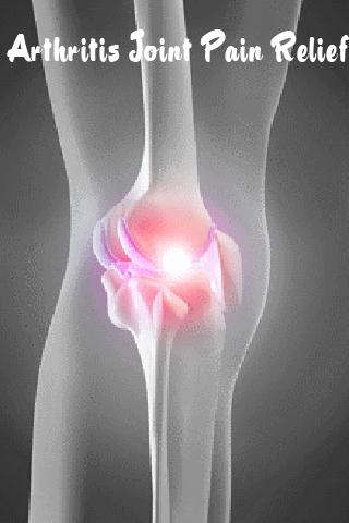 Arthritis Joint Pain Relief - screenshot