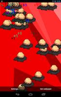 Screenshot of Blow Them All Live Wallpaper