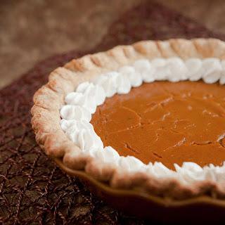 Voluptuous Pumpkin Pie Recipe