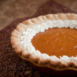 Voluptuous Pumpkin Pie.