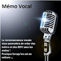 Mémo Vocal icon