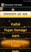 Screenshot of Satyanarayan Vrat Katha