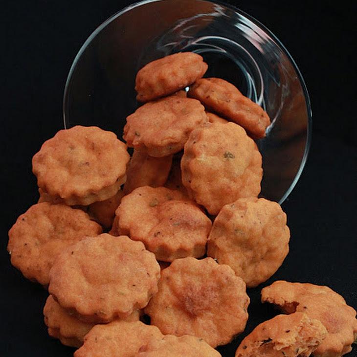 Pizzaiola-Flavored Saltines Recipe