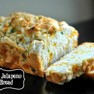 Cheddar Jalapeno Beer Bread